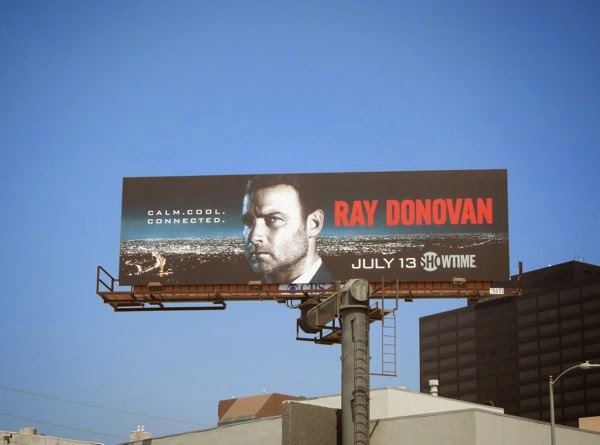 Ray Donovan season 2 billboard