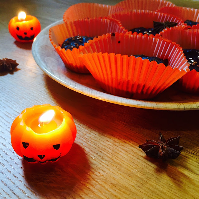 vegan gluten free halloween recipe