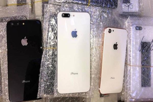 Thay vỏ iPhone 8 Plus chính hãng