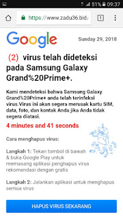 Hoax WhatsApp Gratis 20gb