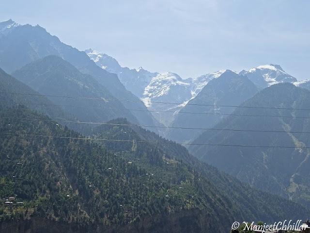 Kinnaur Kailash, Reckong Peo, Himachal