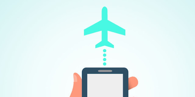 fungsi AirPlane Mode di Android