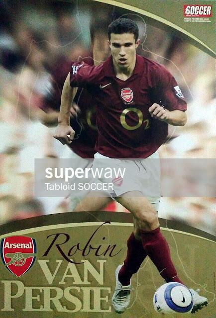 Robin Van Persie Arsenal 2005