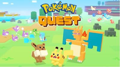 Pokémon Quest Mod Apk Download (Free purchases)