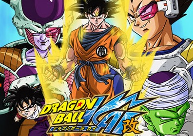 Dragon Ball Kai Dublado - Episódios