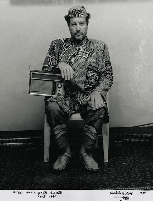 Photographe Malick Sidibé