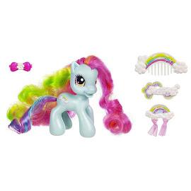 MLP Rainbow Dash Super Long Hair Ponies Bonus Pack G3.5 Pony