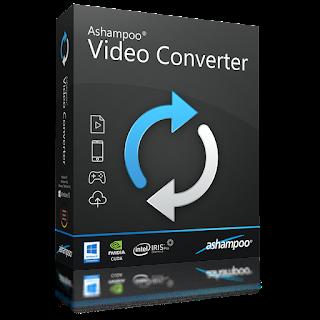 Ashampoo Video Converter 1.0.0.44 Dc 18.04.2017 Full Version