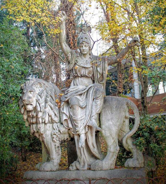 I Giardini Pubblici, Public Gardens, Venice