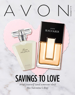 avon catalog savings to love flyer