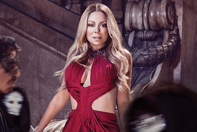 Random J playlist: It's Mariah, dahling | Random J Pop