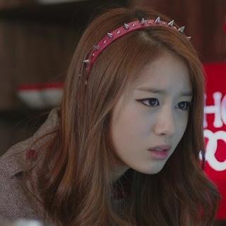 tiara spike kpop jiyeon