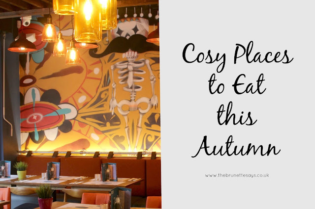 autumn, leicester, east midlands, restaurants, cosy