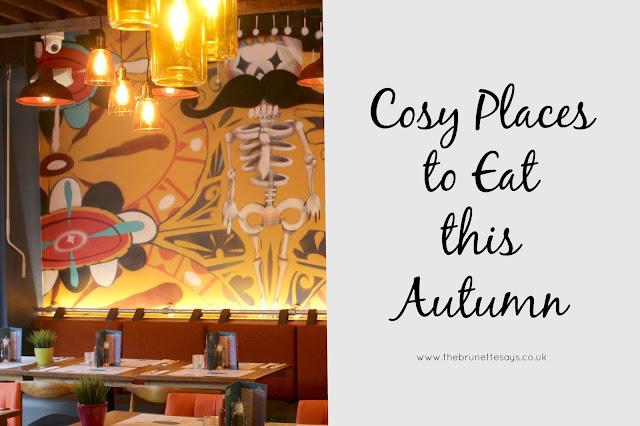 autumn, leicester, east midlands, restaurants, cosy