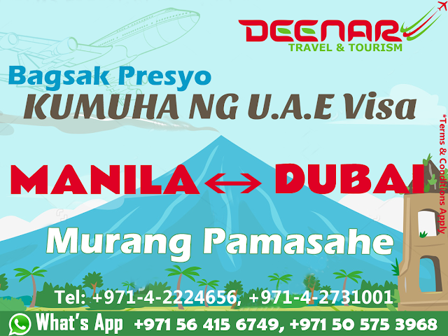 deenartravels.com, uae visa kabayans
