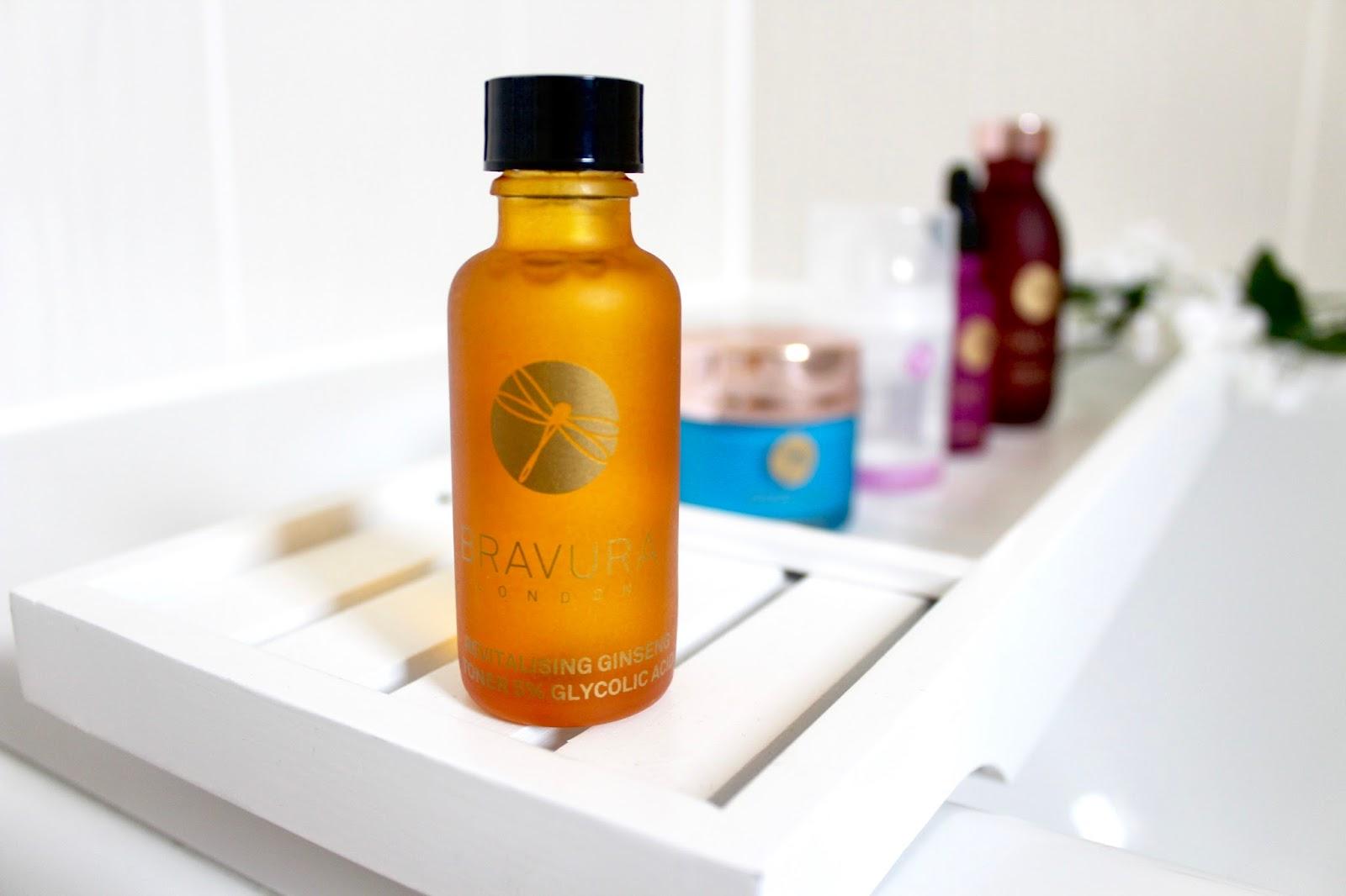 Revitalising Ginseng Toner with Glycolic Acid 5%