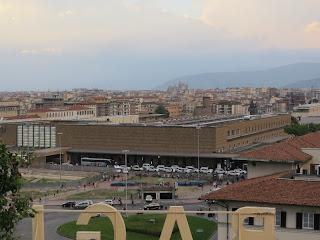 Santa Maria Novella railway station in Florence