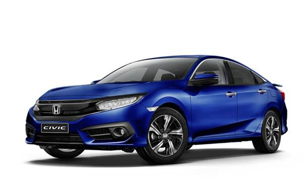2017 Honda Civic RS Review and Price