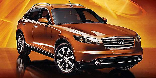 Up Date Nissan Infiniti Production Made In China