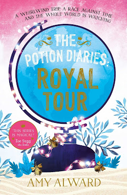 Royal Tour by Amy Alward book cover