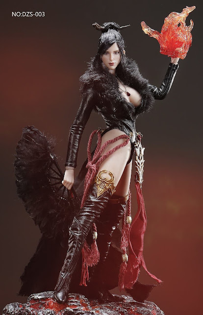 Toyhaven Preview Very Cool 1 6th Scale Quot Dou Zhanshen