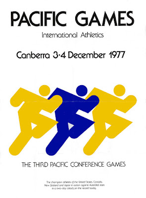 Third Pacific Conference Games 1977 Canberra