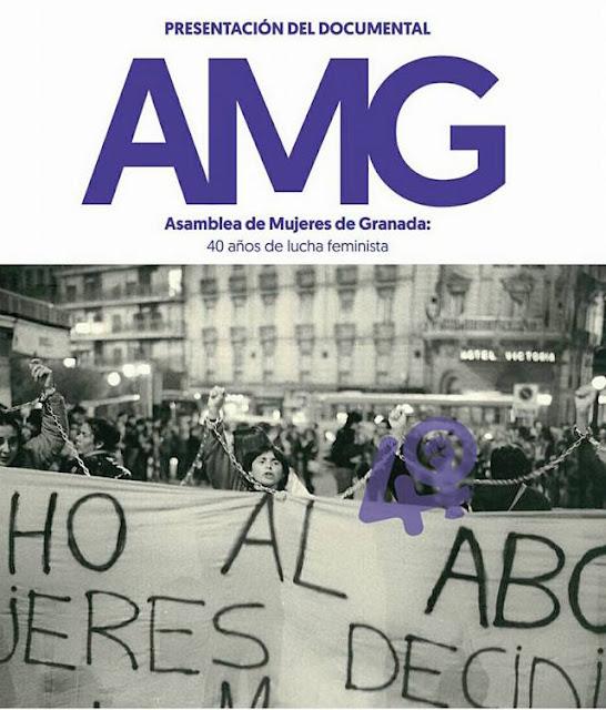 ASAMBLEA DE MUJERES DE GRANADA presenta 40 AÑOS DE LUCHA FEMINISTA