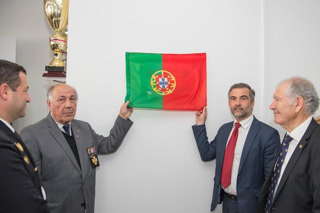 Núcleo de Olhão da Liga dos Combatentes inaugurou nova sede