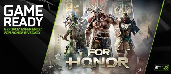 usuarios-GeForce-Experience-For-Honor