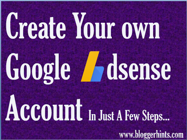 How To Create Google Adsense Account In India
