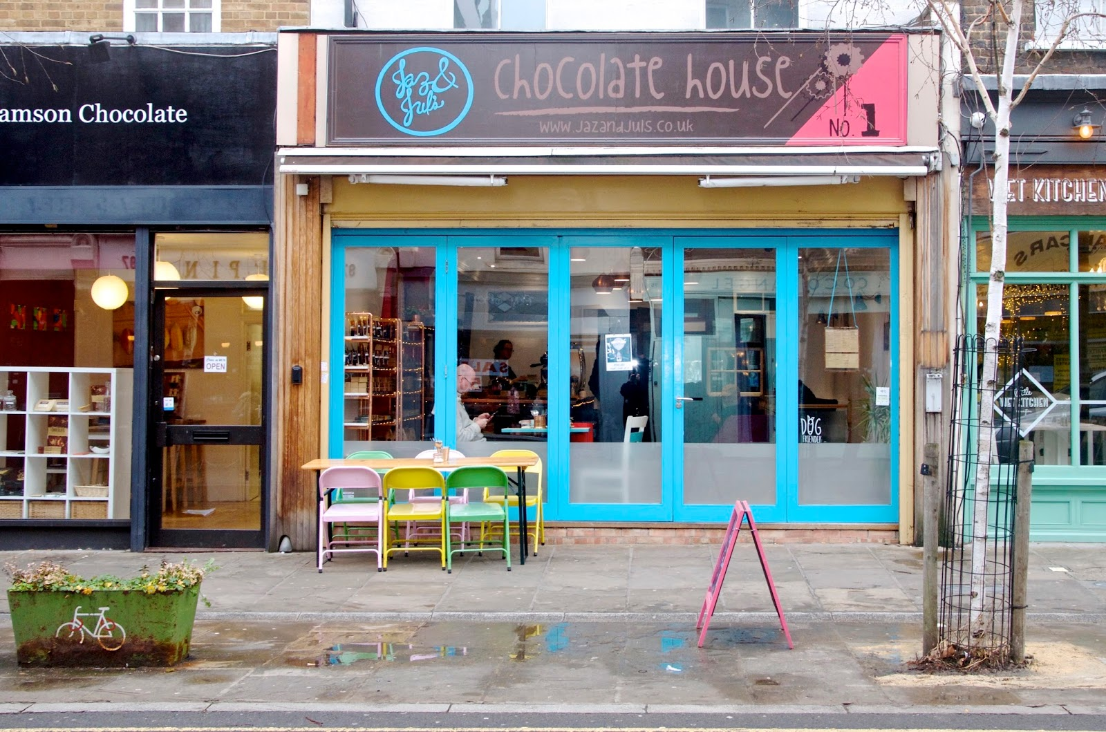 Jaz & Jul's Chocolate House Cafe