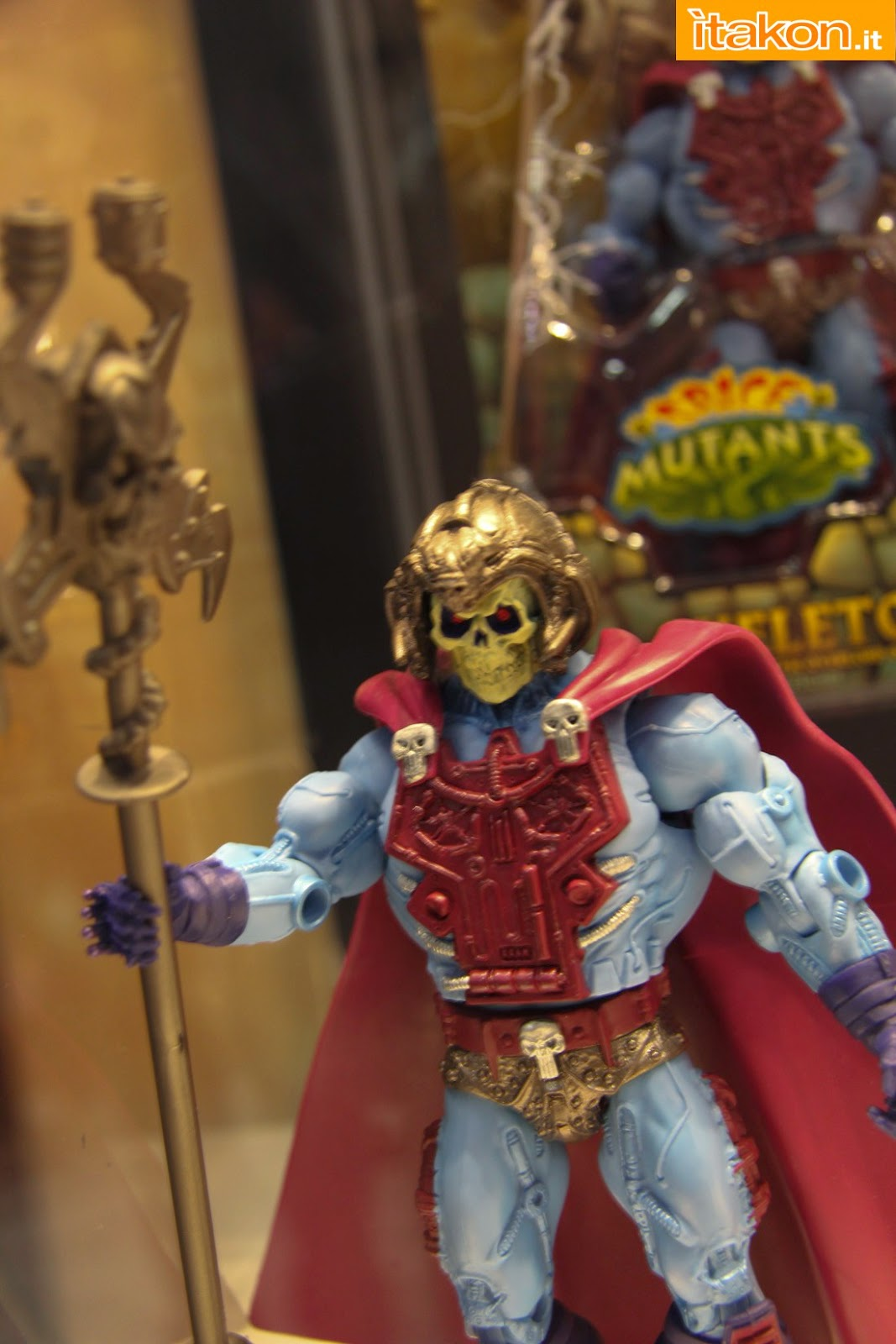 Skeletor Intergalactic OverLord of Evil