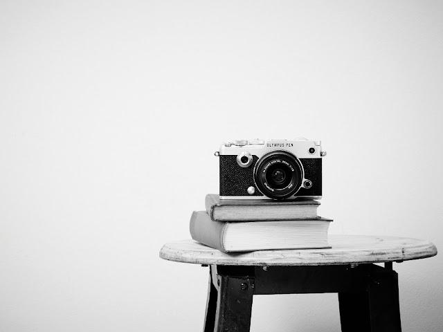 Fotografia della Olympus PEN-F colore argento