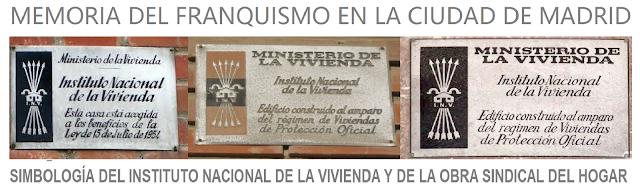 Mem ria repressi franquista madrid franquista memoria for Arquitectura franquista