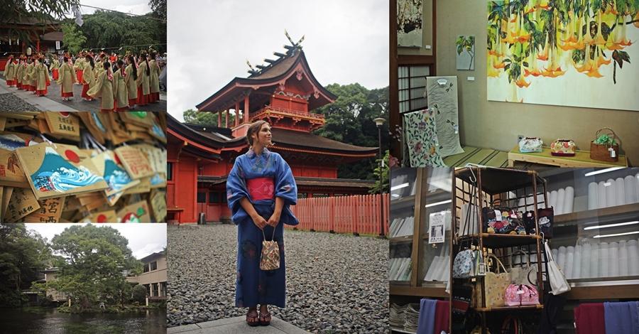 japan kimono festival