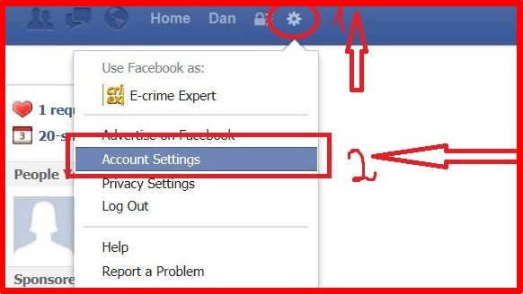 How to deactivate my fb account temporarily