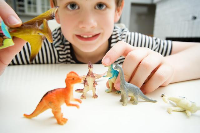 Los niños que aman los dinosaurios son más inteligentes, según estudio