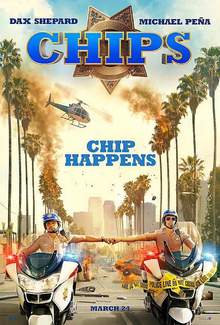 Sinopsis Film CHIPS 2017 (Michael Pena, Dax Shepard)