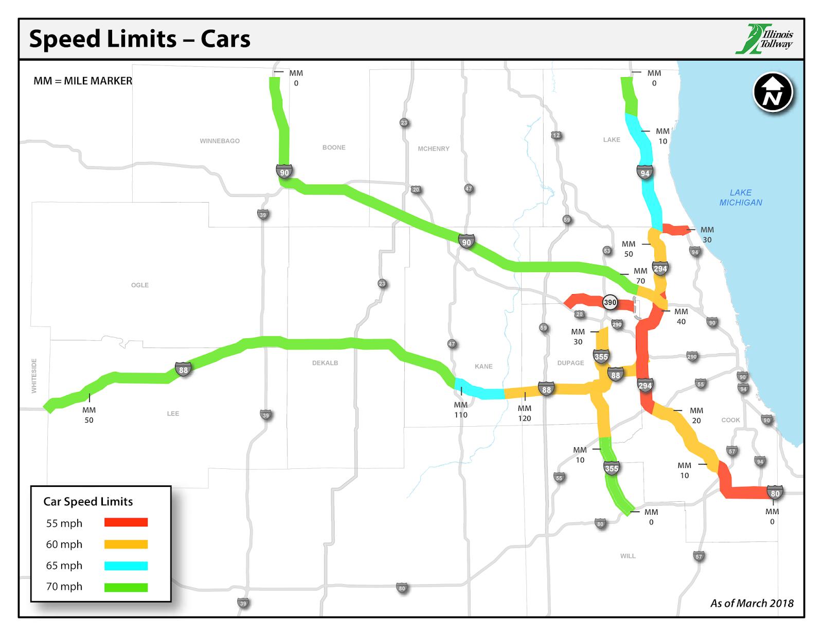 Tollway Illinois Map.Illinois State Representative Sheri Jesiel Tollway Announces New