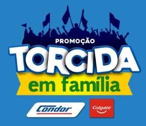 Cadastrar Promoção Condor Colgate 2018 Torcida Família Copa do Mundo