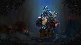 Sniper DOTA 2 Wallpaper, Fondo, Loading Screen