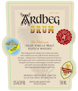 Ardbeg Drum Committee Release