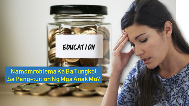 "Enrollment is just around the corner and every parent can relate to the pressure of where to find enough money to get your children enrolled on time. Many will resort to availing loans from friends or financial institutions just to make sure that their beloved kids could make it for the next school year.       Ads  For George Gaquing, he always finds a solution during enrollment season by availing a multi-purpose loan from Home Development Mutual Fund commonly known as Pag-IBIG fund.  For him, it is a great help for the tuition fee of his three children.   ""At least 'yon may mapagkukunan kami sa Pag-IBIG, 'yong hulog ko sa Pag-IBIG every 6 months, laging nilalaan 'yon sa enrollment ng mga anak ko,"" ani Gaquing.   In the Pag-IBIG multi-purpose loan, you can get an equivalent of 80 percent of your total contribution provided that a member has already completed 24 months or 2 years of contributions  As an example, if you already contributed P50,000 within the previous years you can avail 80 percent of which will amount to P40,000.   The loan is renewable and you can avail it again after six months.  You can also avail of the loan not only for tuition fee purposes but also for various use jus like what Khay Gutierrez did. She availed the loan from Pag-IBIG for recreational purposes.  Pag-IBIG Fund president at chief executive officer Acmad Moti urged the members to increase their savings rate for them to avail much bigger loans in the future. Ads      Sponsored Links    Aside from Pag-IBIG Fund, you can also avail of loans for the purpose of using it for tuition fees, emergency funds or even for travels from the Social Security System (SSS) and Government Service Insurance System (GSIS).  SSS gives P16,000 up to P32,000 salary loan. You may need to pay the loan for 1 year and settle half of your loan amount before you can avail of another loan.   GSIS has consolidated loan whereas if the member has already completed 20 months of contributions, they may already avail of a loan equivalent to their 3 months of salary amount. As years of service in the government increase, same goes with the loanable amount from GSIS. completion of 25 years of contribution will entitle the worker to loan an equivalent of his/her 14 months salary amount."