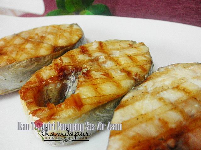 cili potong sos ikan hybrid art Resepi Ikan Kukus Tomyam Enak dan Mudah
