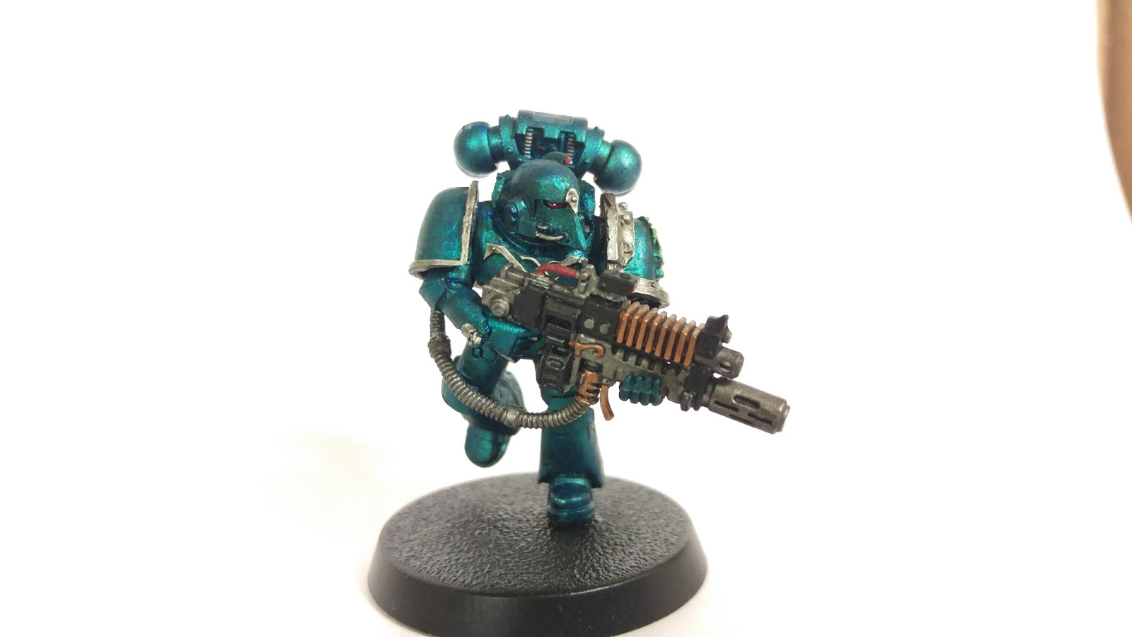 What 39 s on your table kitbash an alpha legion 30th for Table 3 6 usmc