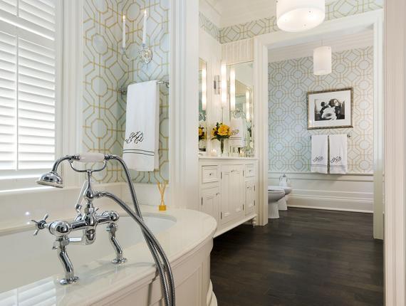 5 Stunning Bathrooms By Candice Olson: Matilda Rose Interiors: Ultimate Bathroom