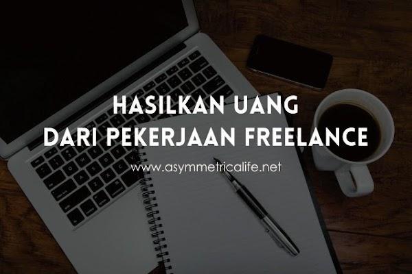 Raih Penghasilan dengan 7 Pekerjaan Freelance Berbasis Digital