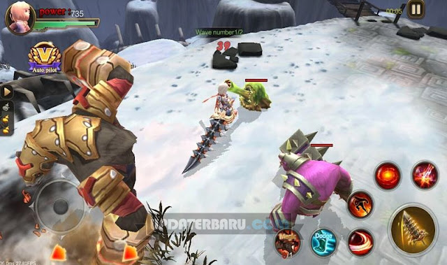 Demon Hunter Versi 1.0 Terbaru Release For Android
