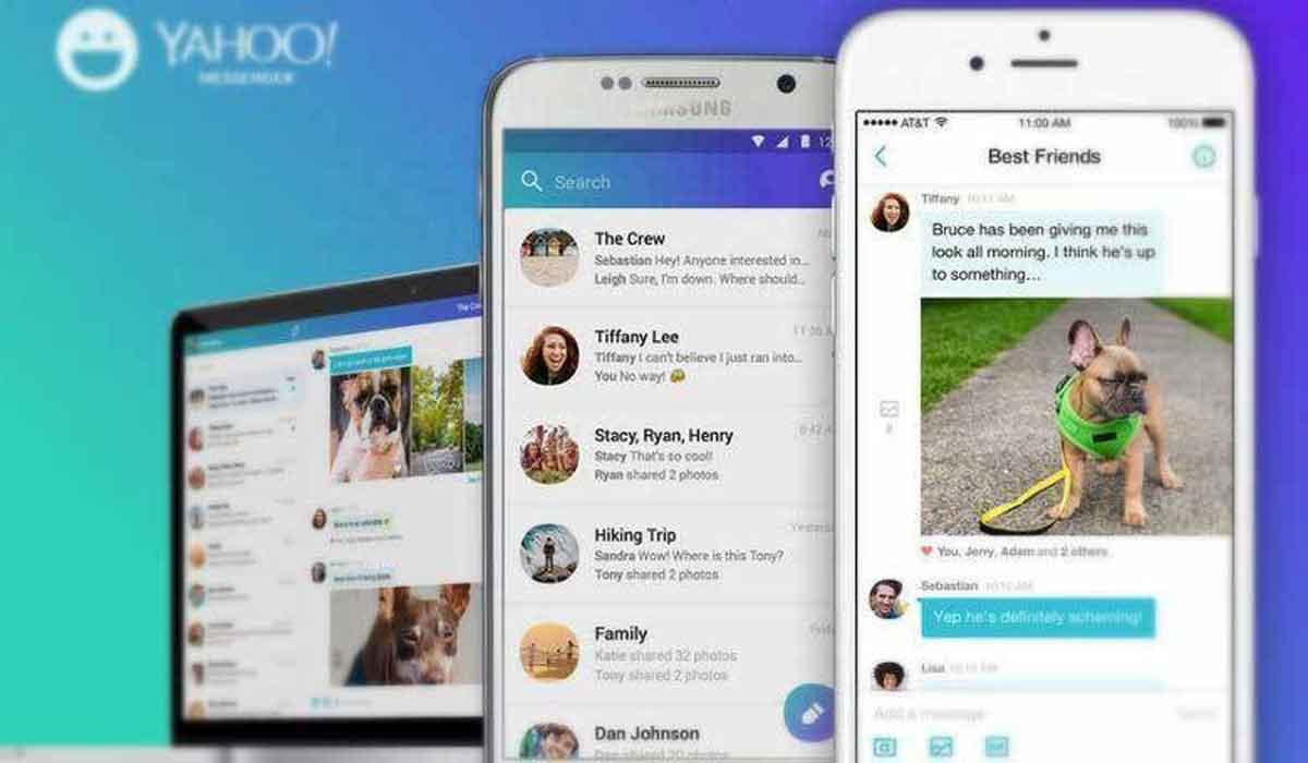 Tips Mudah Cara Membuat  Email Yahoo