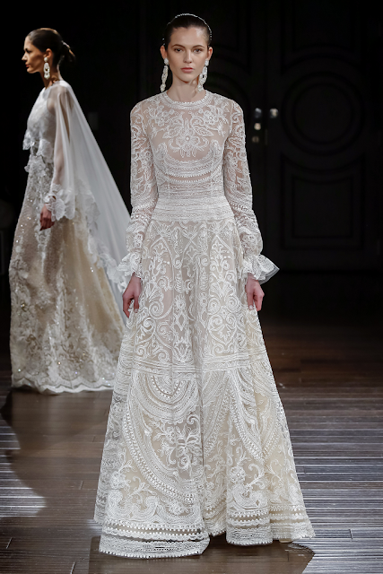 2017 Naeem Khan Wedding Dress